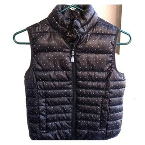 Girls Xersion puffer vest